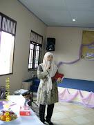 Ketua Seksi Sosial Budaya Dharma Wanita Disdik Kota Tangsel