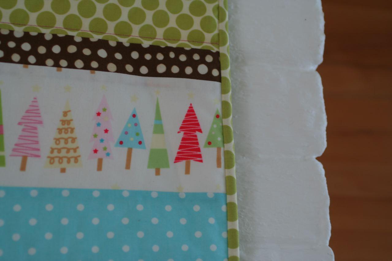 Weihnachten in gr n pink t rkis braun - Arbeitszimmer grun ...