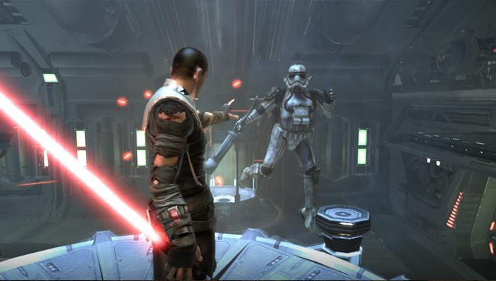 star wars force unleashed wallpapers. star wars force unleashed