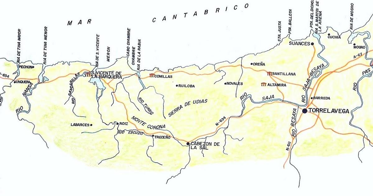 Zona norte spain 3 zona costera for Marmoles y granitos zona norte