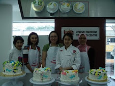 WILTON METHOD OF CAKE DECO 2