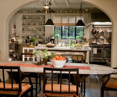 Beautiful Living Style: Nancy's Kitchens