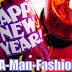 Happy New Year from a-man-fashion