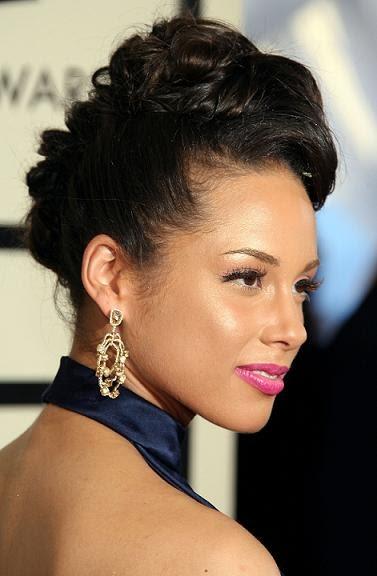 Free Women Hairstyles Mohawk Hair Updo