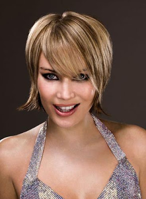 girls short  layered hairstyles   pictures