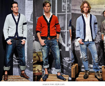 Fashion Outfits  on Mens Fashion Clothing  Spring 2010 Men S Fashion  Gilded Age