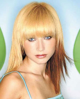 razor cut bob hairstyles. Have hair razor-cut along the