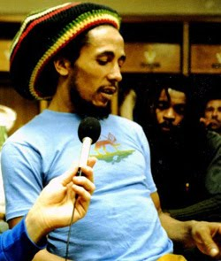 Bob Marley Interview with Neville Willoughby 1973 in Jamaica.