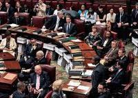 senado de new york declarara mes de la herencia Dominicana