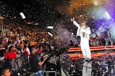 Daddy Yankee un huracán en Altos de Chavón