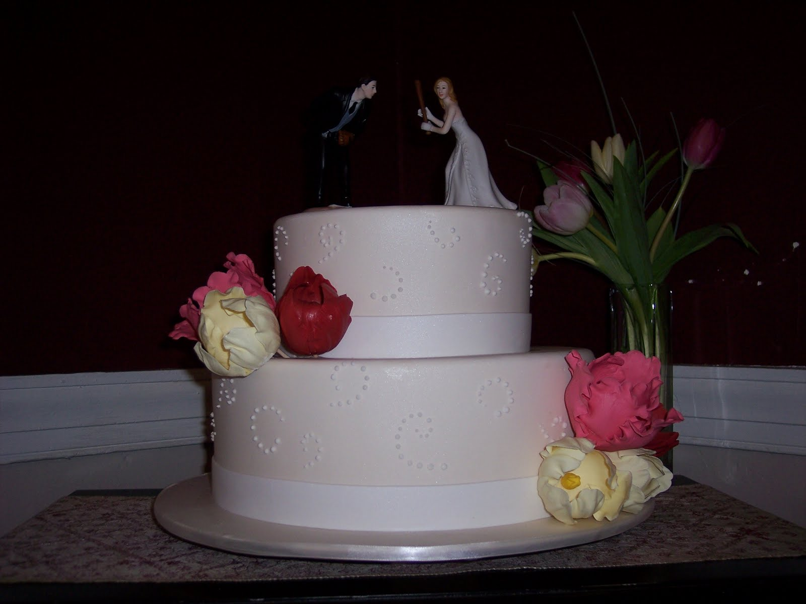 Ratchet Wedding Cakes