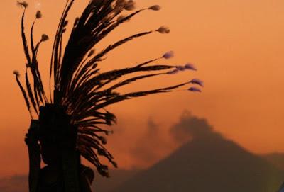 Ulises Ruiz_ ceremonia a Quetzalcoatl_