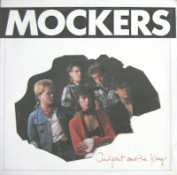 Mockers - Culprit and the King (1985, RCA NZ)