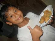 cc ayam goreng