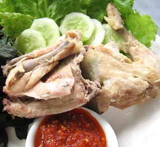 Ayam Pop Ala Restoran Padang