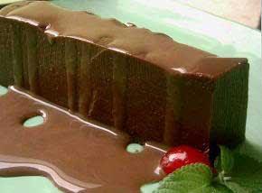 Resep Puding Coklat  Moka