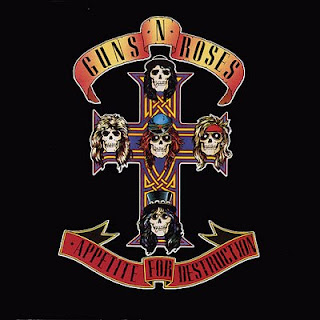 Guns n Roses-Appetite for Destruction