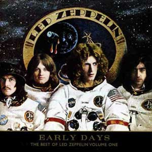 led zepplin-Early days the best of Led Zeppelin