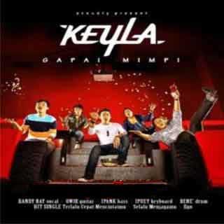 Keyla - Album Gapai Mimpi