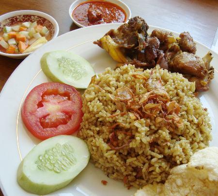resep nasi kebuli resep makanan indonesia