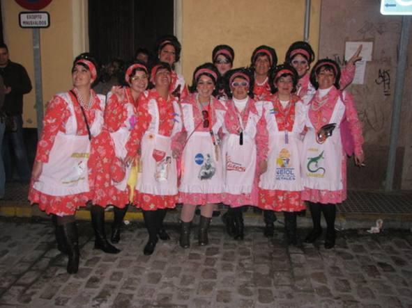 Las Mujeres de Anuncio 2009