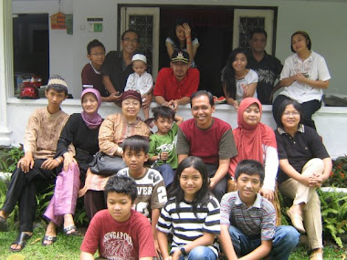 Keluarga Besar Arief Sunaryo