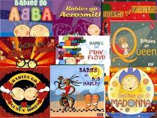 Varios - Babies Go (MUSICA para bebes de grandes bandas)