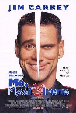 Ranh Giới Tốt Xấu - Me, Myself & Irene (2000) Poster