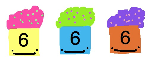 666 cupcakes