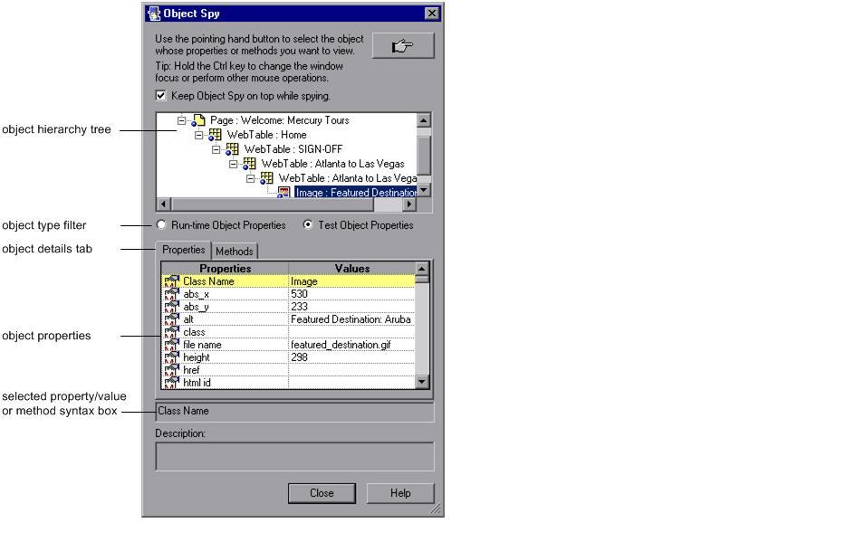 Qtp The Venkats Way Object Spy Object Identification In Qtp Part Ii