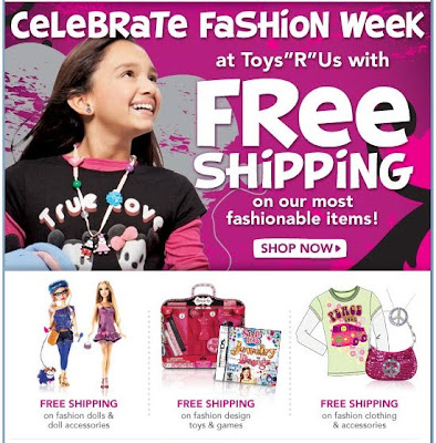 Click to view this Feb. 9, 2010 Toys R Us email full-sized