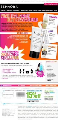 Click to view this Apr. 14, 2010 Sephora email full-sized