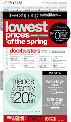 Click to view this Apr. 16, 2010 JCPenney email full-sized