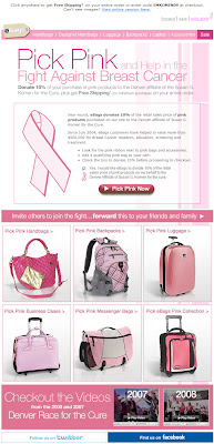 Click to view this Sept. 29, 2009 eBags email full-sized