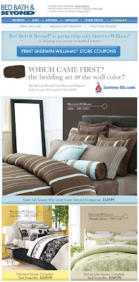 Click to view this Aug. 23, 2010 Bed Bath & Beyond email full-sized