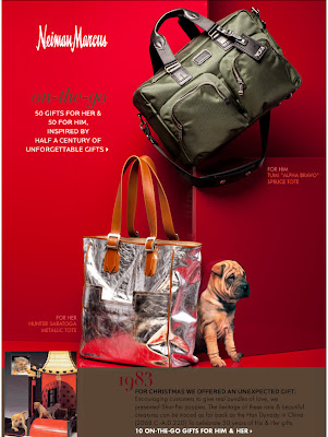 Click to view this Dec. 13, 2010 Neiman Marcus email full-sized