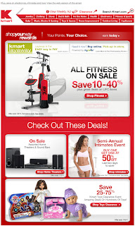 Click to view this Jan. 7, 2011 Kmart email full-sized
