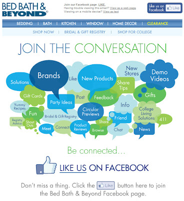 Click to view this Jan. 18, 2011 Bed Bath & Beyond email full-sized
