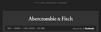 Click to view this Feb. 7, 2011 Abercrombie & Fitch email full-sized