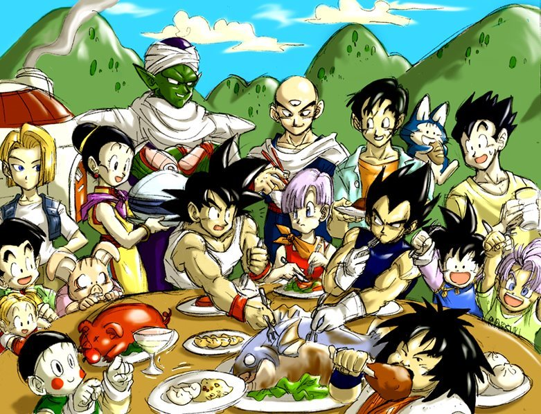 Dragon ball fim