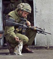 Israeli Soldaat