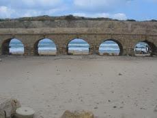Caesarea Water Aqueduct