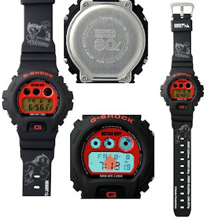 G Shock New Casio Astro Boy