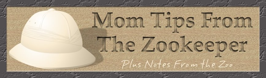 Mom Tips and Notes from the Zoo