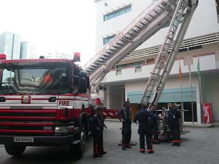 famous fireman ladder