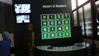 Number games requiring war history knowledge