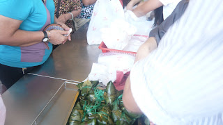 buying of Chee Cheong Fun