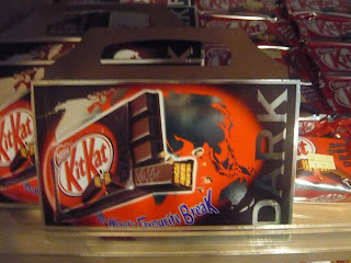 dark Kit Kat Chocolate