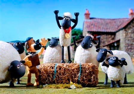 Gambar Shaun The Sheep