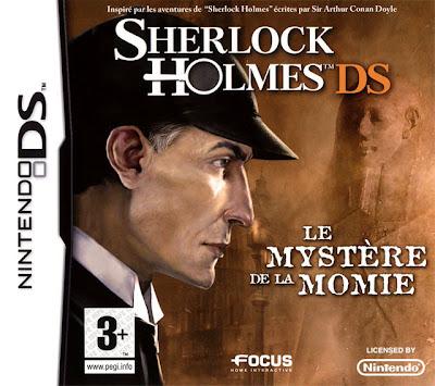 Sherlock Holmes DS : Le Mystère de la Momie DS